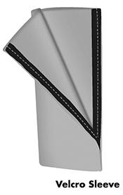 velcro sleeve