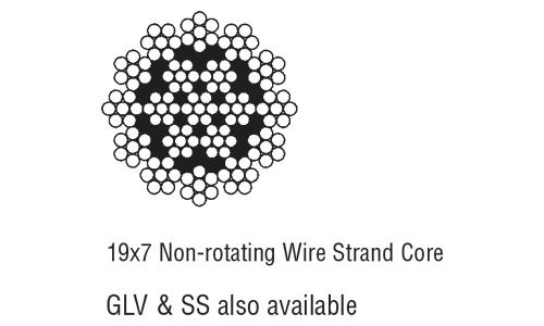 Rotation Resistant Wire Rope