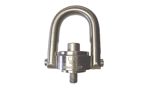 SS-125 Stainless Steel Swivel Hoist Rings