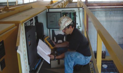 Overhead Crane & Hoist Repair