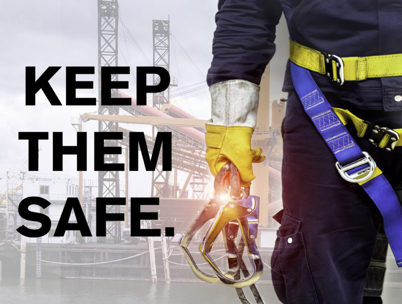 Fall Protection Inspection and Repair