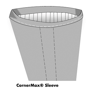 Corner Max sleeve