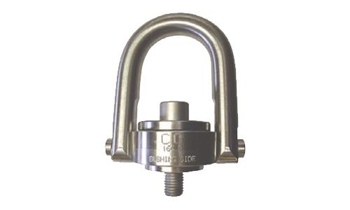SS-125 Stainless Steel Swivel Hoist Rings