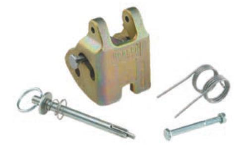 PL-N/O Latch Kits